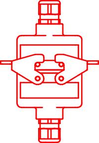 Сборка кабельных корпусов — кабельное соединение